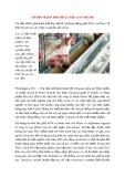 Sự thật về phát hiện thịt gà chứa Arsen độc hại