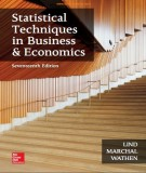 Ebook Statistical techniques in business & economics (17th edition): Part 1