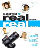 Ebook Marketing real people real choices (7th edition): Part 1