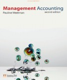 Ebook Management accounting (2nd edition): Part 1 - Pauline Weetman