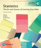 Ebook Statistics - The art and science of learning from data (4th edition): Part 1