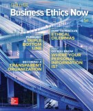 business ethics now (5th edition): part 1