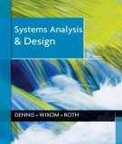 system analysis and design (5th edition): part 2