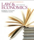 law & economics (6th edition): part 1