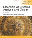 essentials of systems analysis and design (6th edition): part 1