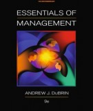 essentials of management (9th edition): part 2