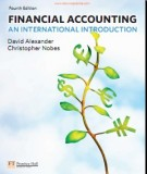Ebook Financial accounting (4E): Part 1