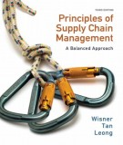 Ebook Principles of supply chain management (3rd edition): Part 1