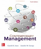 Ebook Contemporary management (10th edition): Part 1