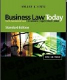 business law today (9th edition): part 1