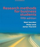 Ebook Research methods for business students (5th edition): Part 1