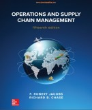 Ebook Operations and supply chain management (15th edition): Part 1
