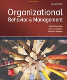 Ebook Organizational behavior and management (7th edition): Part 1