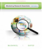 Ebook Marketing research essentials (8th edition): Part 1