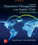 Ebook Operations management in the supply chain (7th edition): Part 2