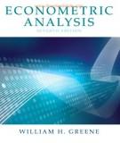 Ebook Econometric analysis (7th edition): Part 1