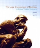 Ebook The legal environment of business (7th edition): Part 1