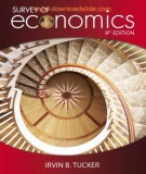 Ebook Survey of economics (8th edition): Part 1