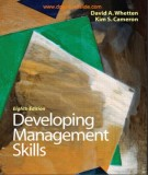 developing management skills (8th edition): part 2
