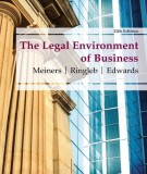 the legal environment of business (11th edition): part 1