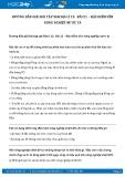 Hướng dẫn giải bài 1,2,3 trang 92 SGK Địa lí 12
