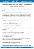 Hướng dẫn giải bài 1,2,3 trang 72 SGK Địa lí 12