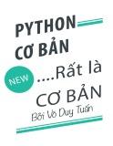 Python cơ bản - Võ Duy Tuấn