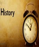 Ngân hàng câu hỏi trắc nghiệm Lịch sử 12