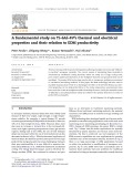 A fundamental study on Ti–6Al–4V's thermal and electrical properties and their relation to EDM productivity