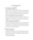 VSTEP speaking part 1