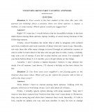 VSTEP speaking part 2 sample answers
