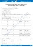 Hướng dẫn giải bài 1,2,3,4 trang 68 SGK Toán 4