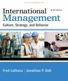 international management (9th edition): part 1