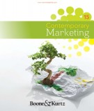 Ebook Contemporary marketing (15th edition): Part 1