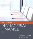 Ebook Principles of managerial finance (13th edition): Part 1