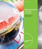 Ebook Macroeconomics principles & policy (12th edition): Part 1