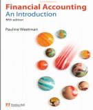 Ebook Financial accounting - An introduction (5th edition): Part 1 - Pauline Weetman