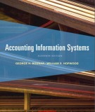 Ebook Accounting information systems (11th edition): Part 1