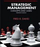 Ebook Strategic management - Concepts and cases (13th edition): Part 1