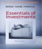 Ebook Essentials of investments (9th edition): Part 2