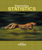 Ebook Elementary statistics (8th edition): Part 1