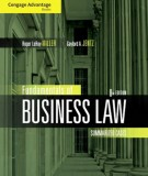 Ebook Fundamentals of business law (8th edition): Part 1