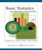 Ebook Basic statistics for business & economics (5th edition): Part 1