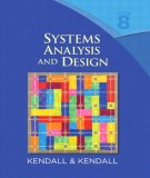 Ebook Systems analysis and design (8th edition): Part 2