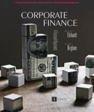 Ebook Corporate finance - A focused approach (4th edition): Part 1