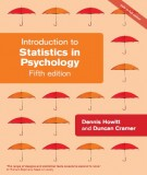 Ebook Introduction to statistics in psychology (5th edition): Part 2