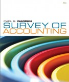 Ebook Survey of accounting (5th edition): Part 1