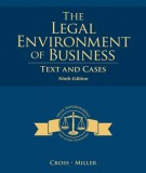 Ebook The legal environment of business (9th edition): Part 1