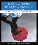 exploring management (3rd edition): part 2