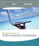 Ebook Fundamentals of information systems (5th edition): Part 1
